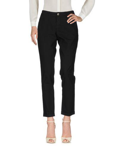 Фото - Повседневные брюки от RE-HASH черного цвета