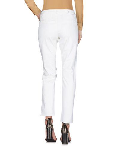 Фото 2 - Повседневные брюки от SUN 68 белого цвета