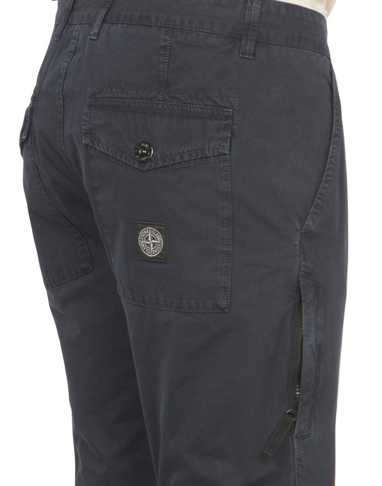 13107799lm - TROUSERS - 5 POCKETS STONE ISLAND