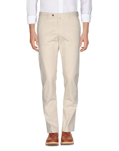 Фото - Повседневные брюки от PAOLONI цвет слоновая кость
