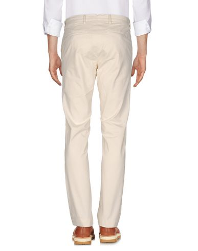 Фото 2 - Повседневные брюки от PAOLONI цвет слоновая кость