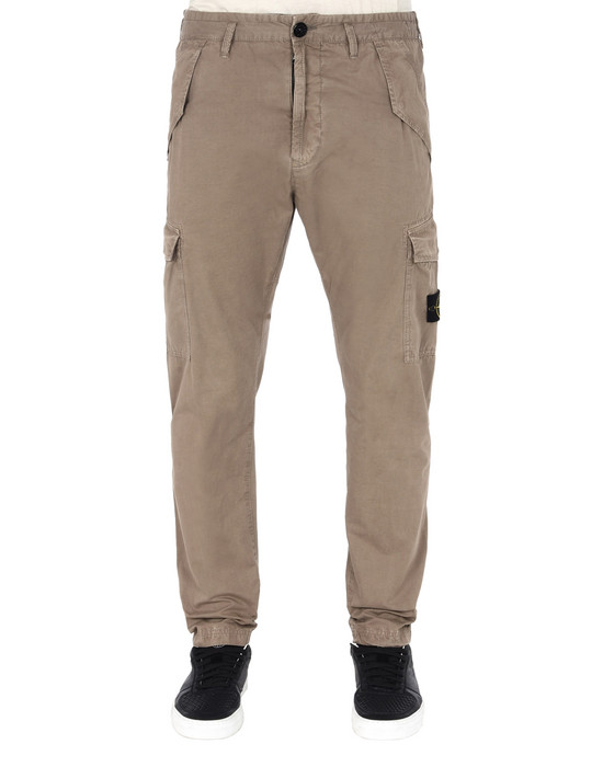 Trousers 314WA TC+OLD STONE ISLAND - 0