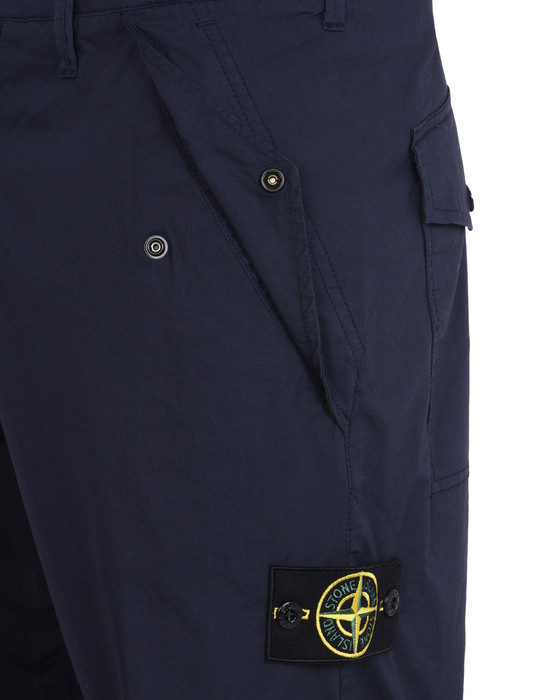 13107849gk - TROUSERS - 5 POCKETS STONE ISLAND