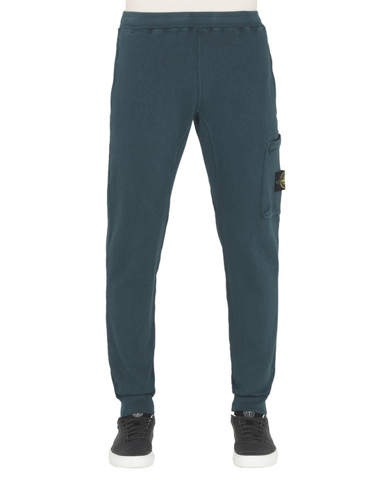 Pantaloni in felpa 61660 T.CO+OLD STONE ISLAND - 0