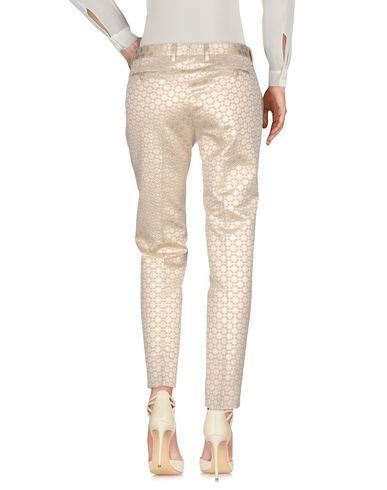 Фото 2 - Повседневные брюки от PT0W цвет платиновый