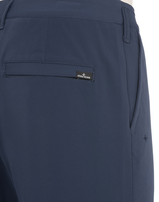 13107883ge - TROUSERS - 5 POCKETS STONE ISLAND