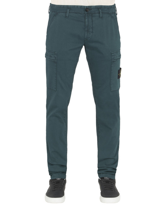 STONE ISLAND Trousers 31304 TC+OLD