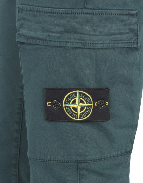 13107954bd - TROUSERS - 5 POCKETS STONE ISLAND