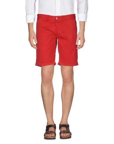 Купить Мужские бермуды SUN 68 красного цвета