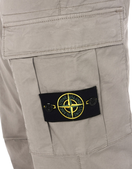 13107975ud - TROUSERS & JEANS STONE ISLAND