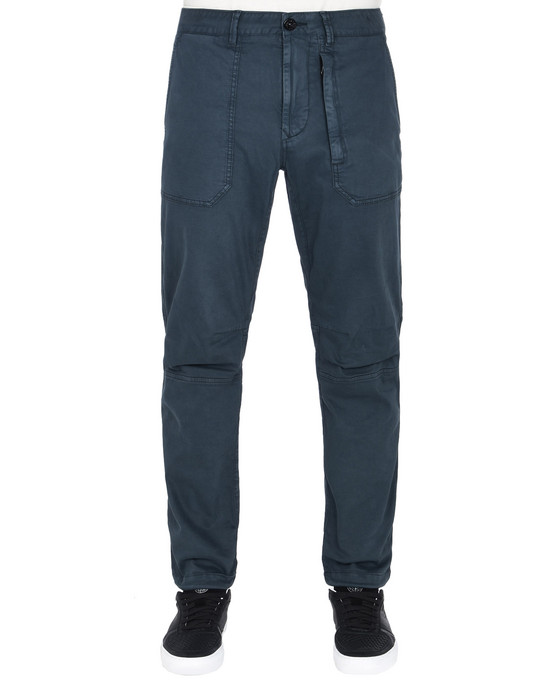 STONE ISLAND Trousers 30404 TC+OLD
