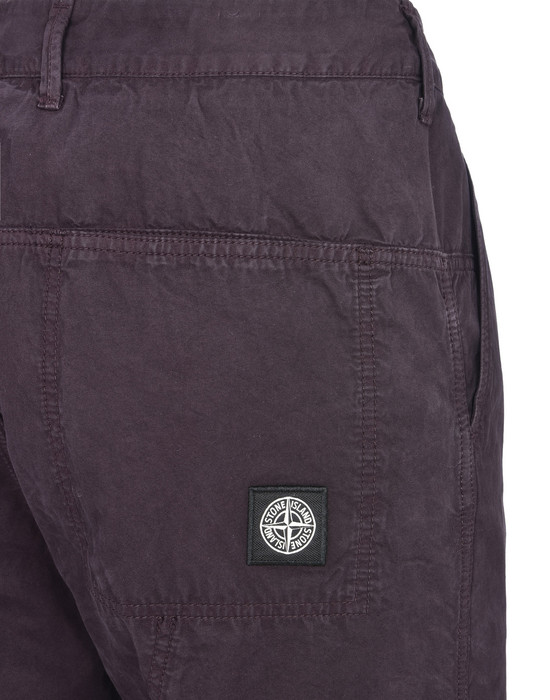 13108033mn - PANTS - 5 POCKETS STONE ISLAND