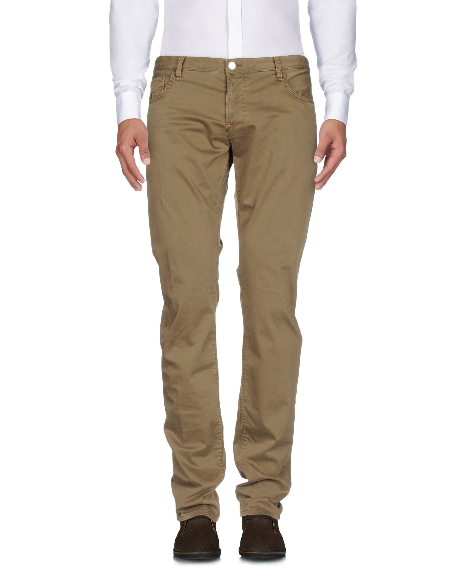 PATRIZIA PEPE Повседневные брюки patrizia pepe обтягивающие брюки с 5 карманами из хлопкового габардина стрейч