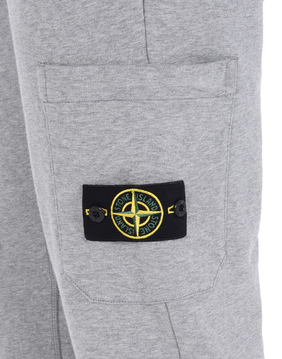 13108119bg - PANTS - 5 POCKETS STONE ISLAND