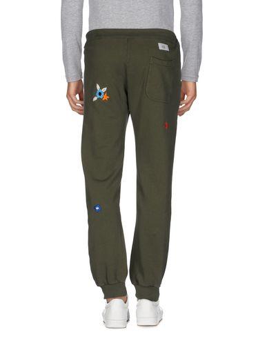 Фото 2 - Повседневные брюки от THE EDITOR цвет зеленый-милитари