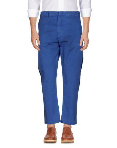 Фото - Повседневные брюки от PENCE синего цвета