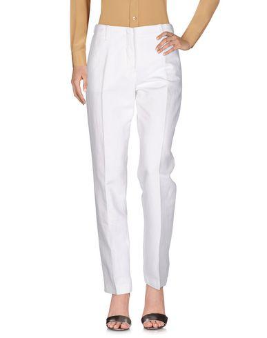 Фото - Повседневные брюки от INCOTEX белого цвета
