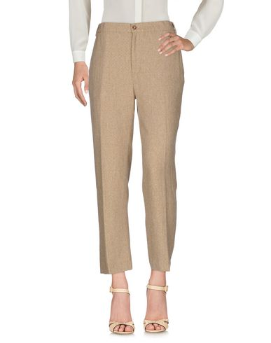 Купить Повседневные брюки от TRUE TRADITION бежевого цвета