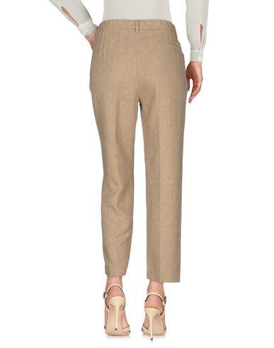 Фото 2 - Повседневные брюки от TRUE TRADITION бежевого цвета