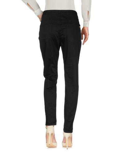 Фото 2 - Повседневные брюки от MANILA GRACE DENIM черного цвета