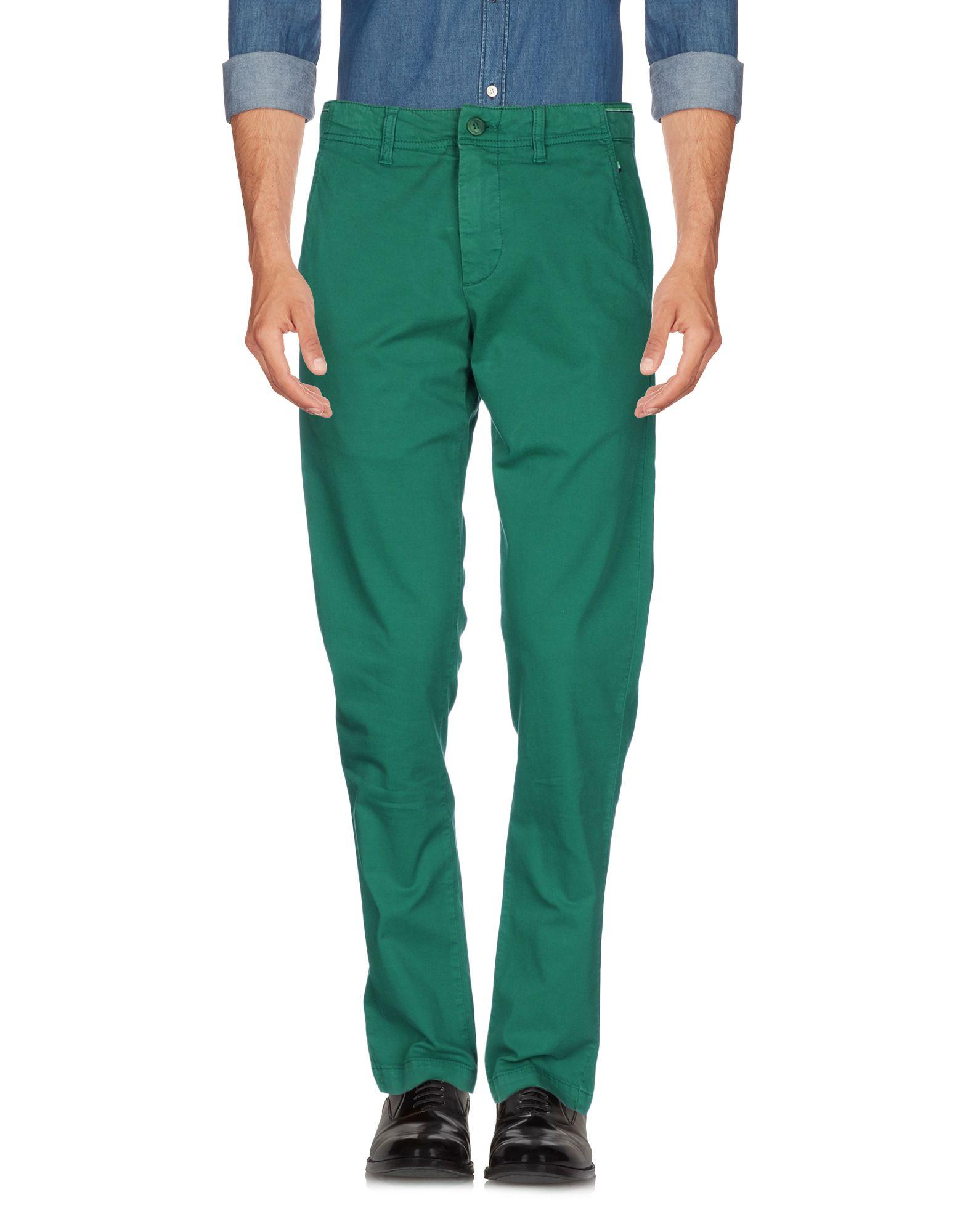 BOSS GREEN Повседневные брюки брюки dressed in green брюки page 4