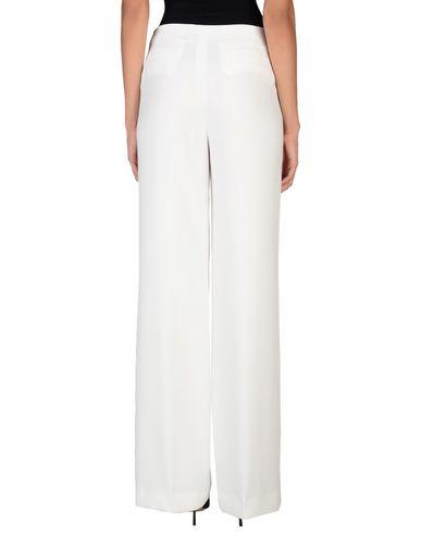 Фото 2 - Повседневные брюки от PT01 белого цвета