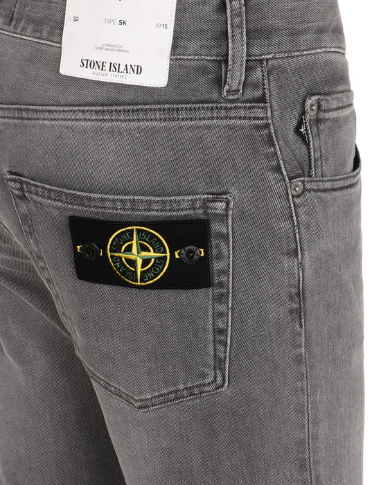 13108492pm - TROUSERS - 5 POCKETS STONE ISLAND