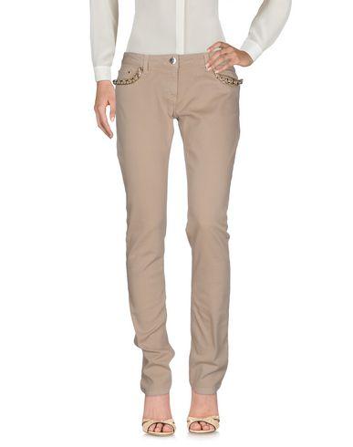 Фото - Повседневные брюки от ELISABETTA FRANCHI GOLD цвет песочный