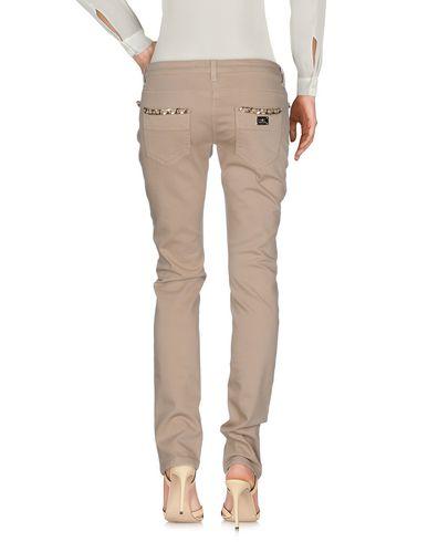 Фото 2 - Повседневные брюки от ELISABETTA FRANCHI GOLD цвет песочный