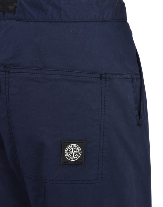 13108545ql - TROUSERS - 5 POCKETS STONE ISLAND
