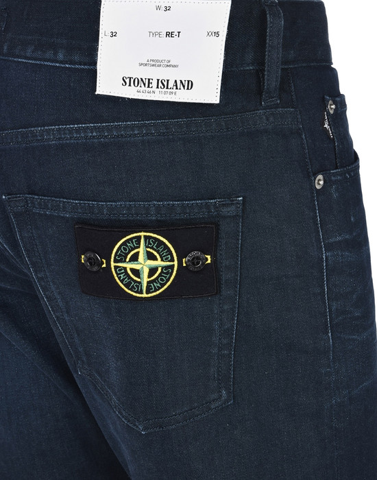 13108600mi - TROUSERS - 5 POCKETS STONE ISLAND