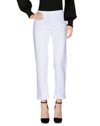 Купить Повседневные брюки от ASPESI белого цвета