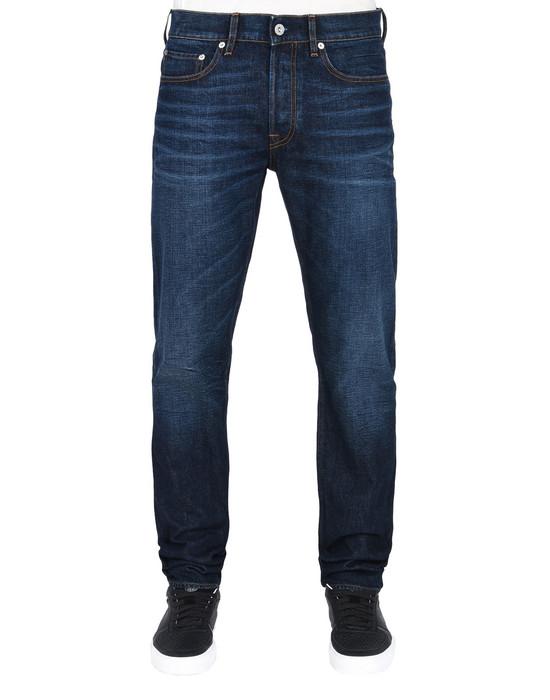 Pantalon en jean J1BI2 SL_VISC STONE ISLAND - 0