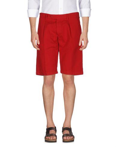 Купить Мужские бермуды ASPESI красного цвета