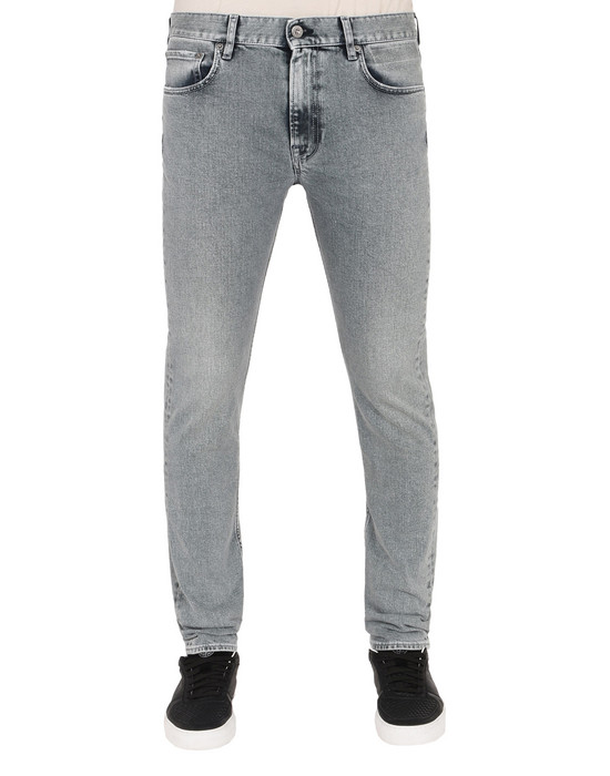 STONE ISLAND Jeans J2ZP8 SK_BLEACH