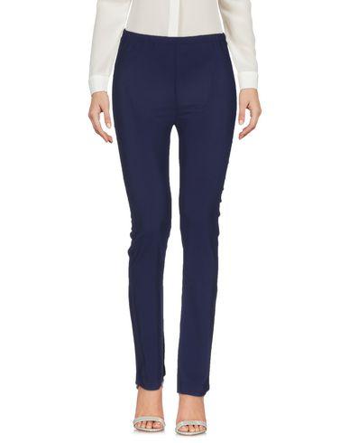 Фото - Повседневные брюки от JUCCA темно-синего цвета