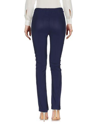 Фото 2 - Повседневные брюки от JUCCA темно-синего цвета