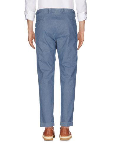 Фото 2 - Повседневные брюки от BRIGLIA 1949 синего цвета