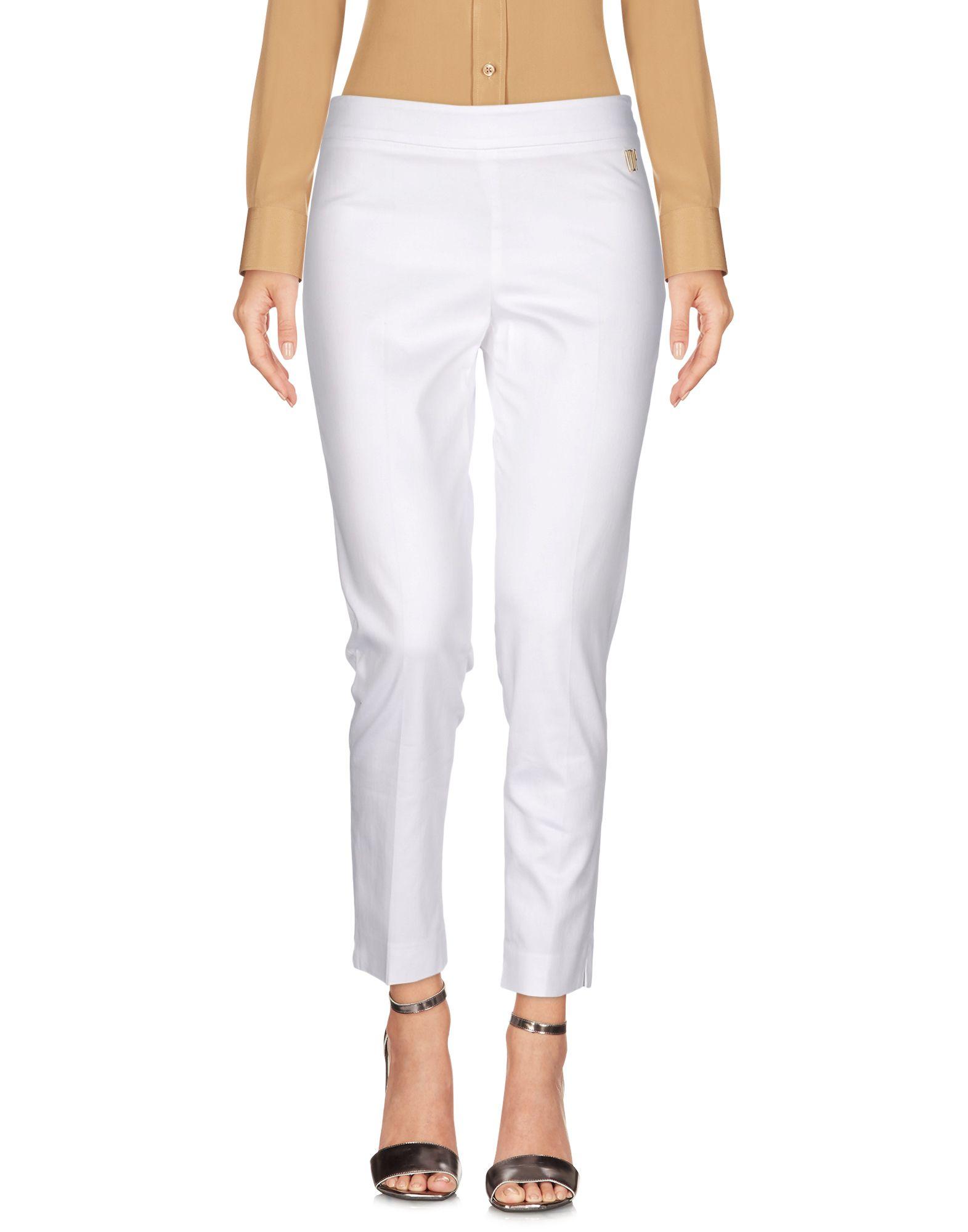 VDP COLLECTION Повседневные брюки fine collection повседневные брюки
