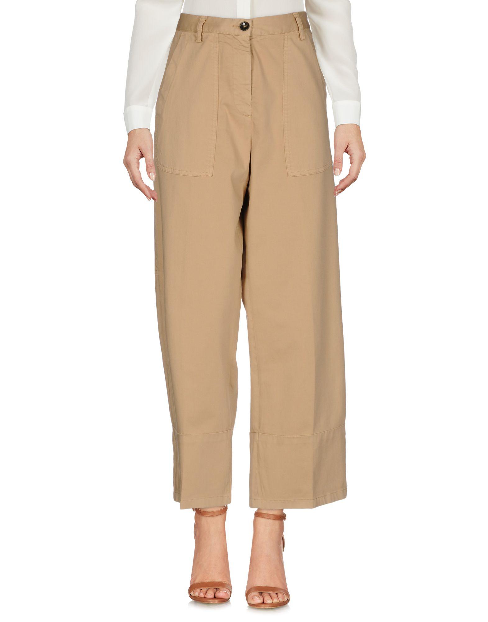 NINE:INTHE:MORNING Повседневные брюки недорго, оригинальная цена