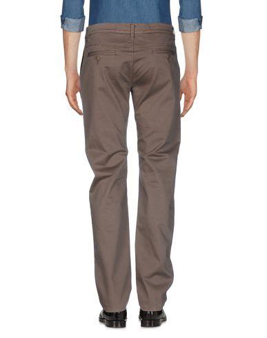 Фото 2 - Повседневные брюки от FAY цвет голубиный серый
