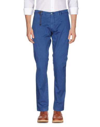 Фото - Повседневные брюки от SP1 грифельно-синего цвета