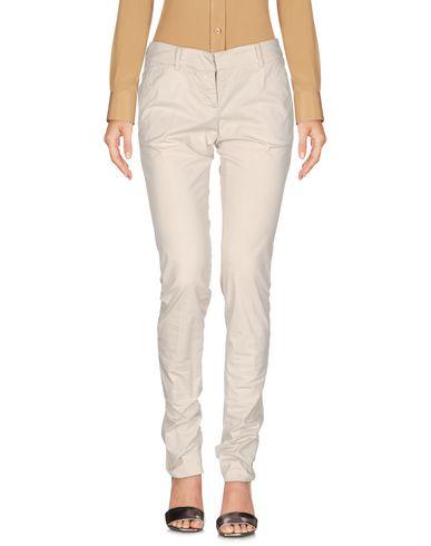 Фото - Повседневные брюки от SIVIGLIA цвет слоновая кость
