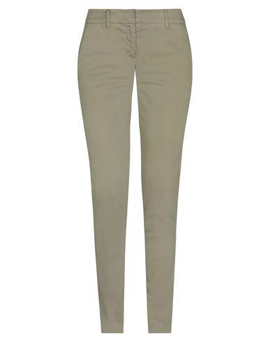 Фото - Повседневные брюки от SIVIGLIA цвет зеленый-милитари