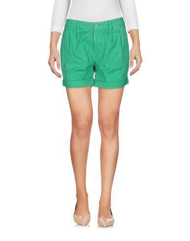 Фото - Повседневные шорты от SUN 68 зеленого цвета