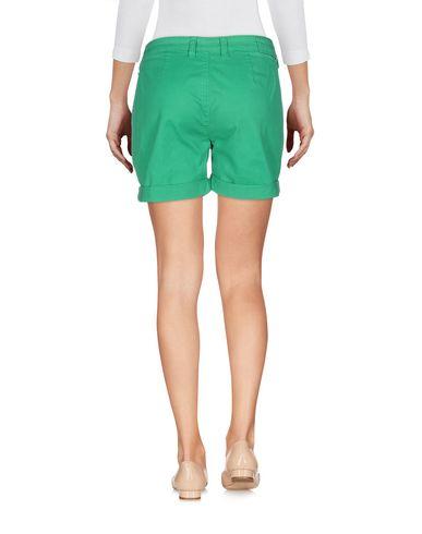 Фото 2 - Повседневные шорты от SUN 68 зеленого цвета