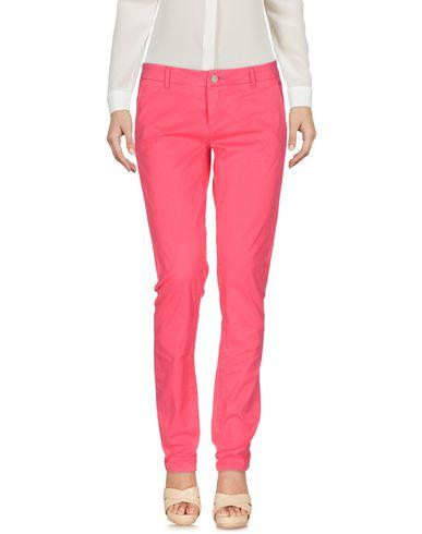 Купить Повседневные брюки от SUN 68 кораллового цвета