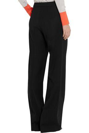 ROKSANDA Crepe wide-leg pants