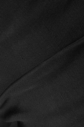 10 CROSBY DEREK LAM Linen-blend bootcut pants