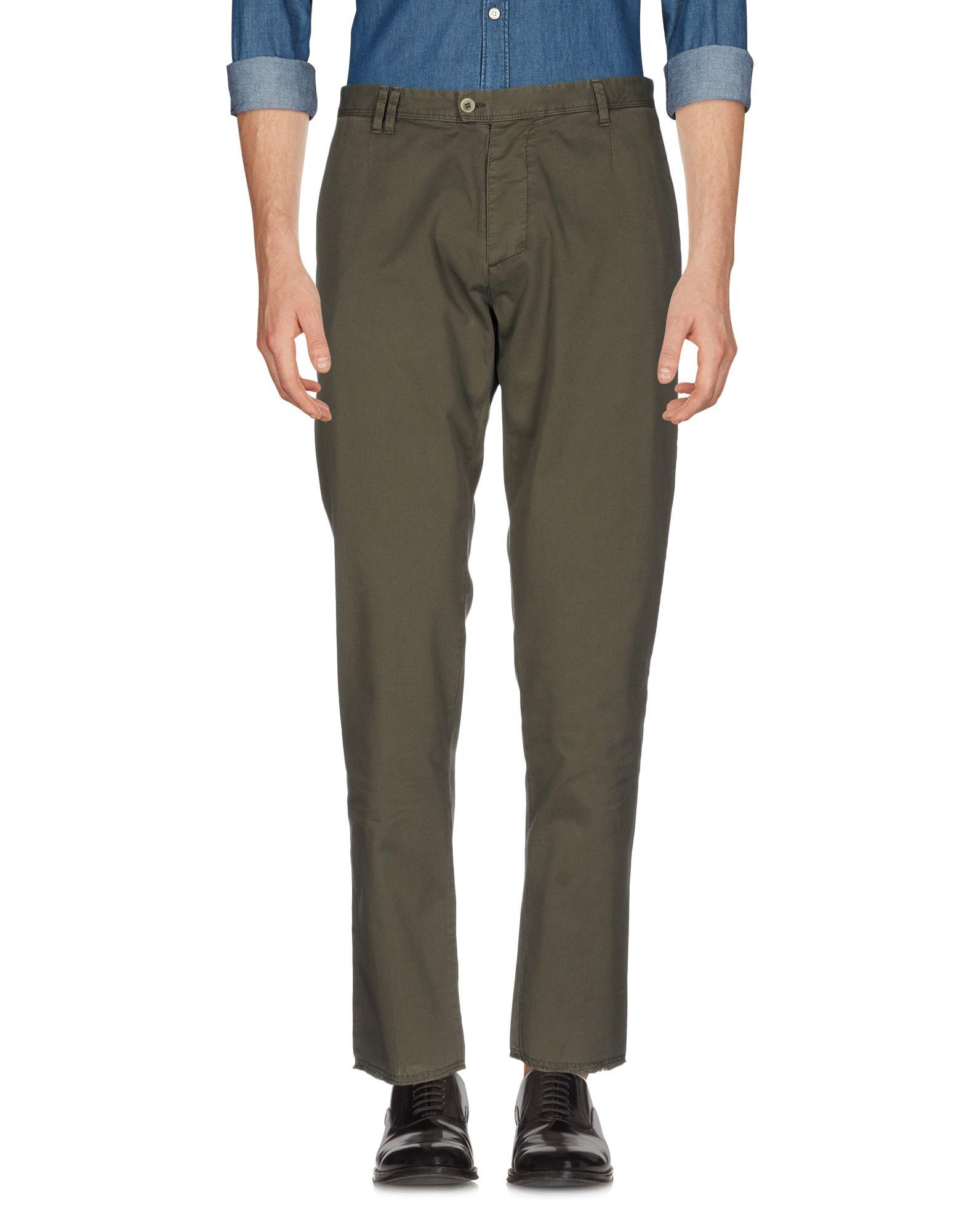 OFFICINA 36 Повседневные брюки stiv19 повседневные брюки